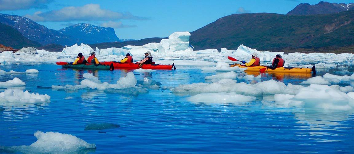 Adventure travel for women over 50