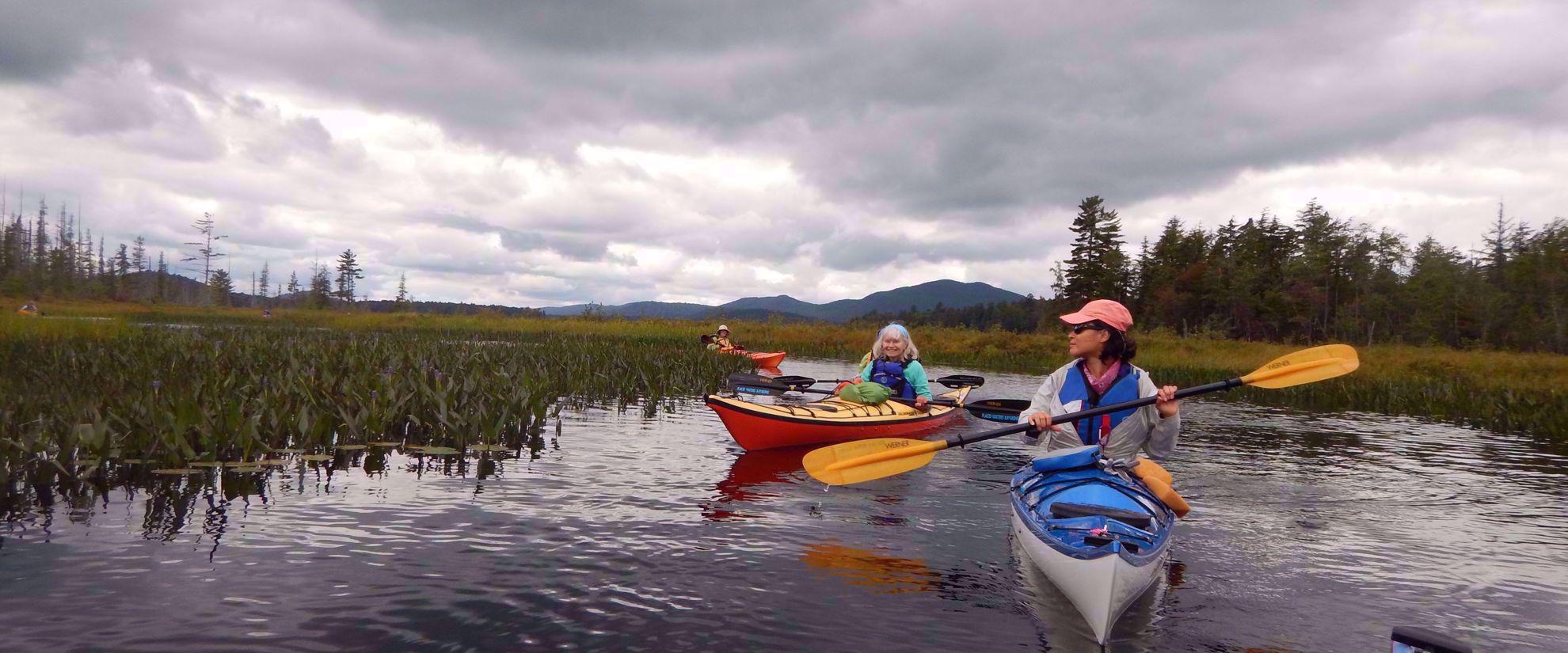 Picture of Kayaking the Adirondacks