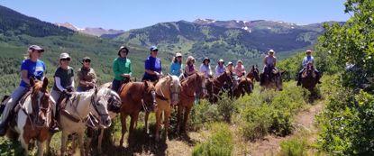 Picture of Colorado Rockies Ramble