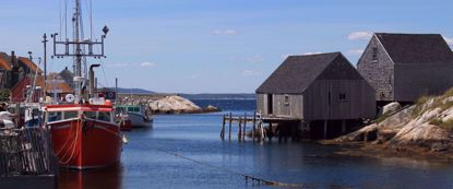 Picture of Highlights of Nova Scotia