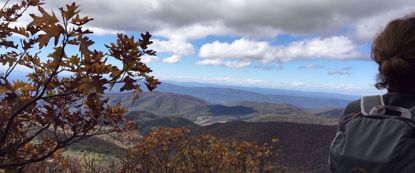 stunning views from the appalachian trail