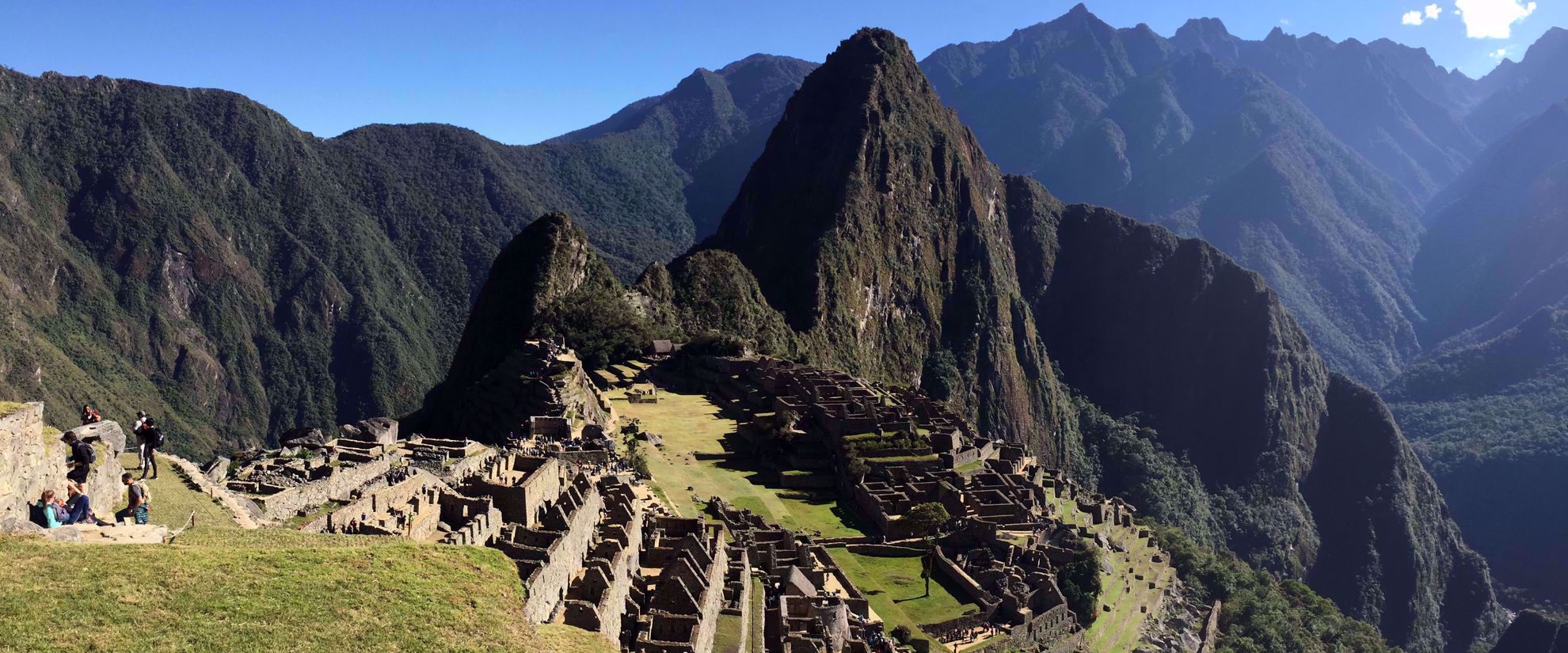Picture of Machu Picchu and the Andean Highlands