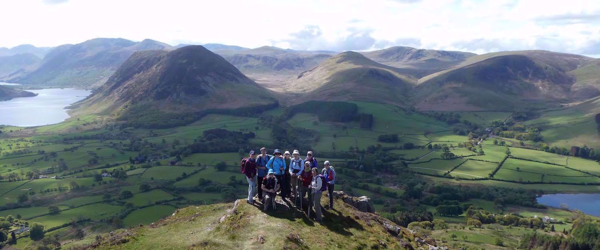 Picture of Tramping the Lake District