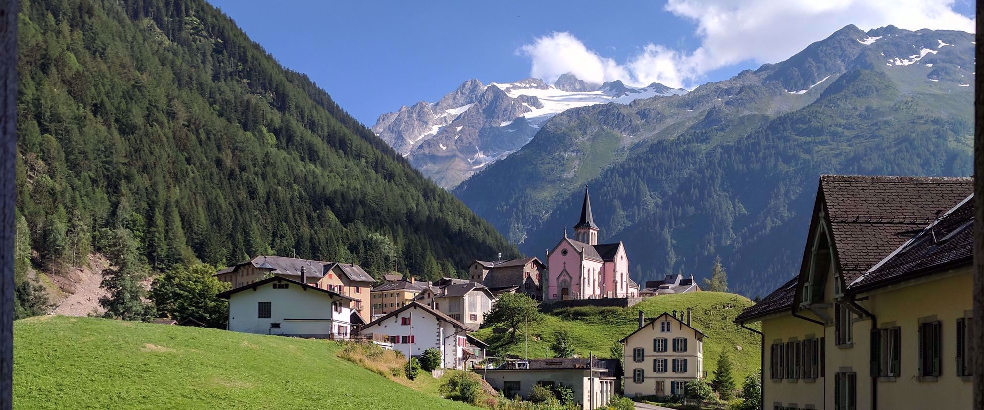 Tour du Mont Blanc and the Chamonix Valley
