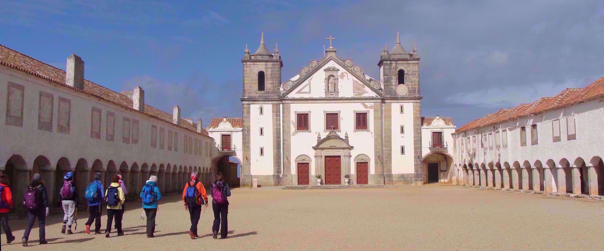 discovering stunning architecture in portugal on women's group tour