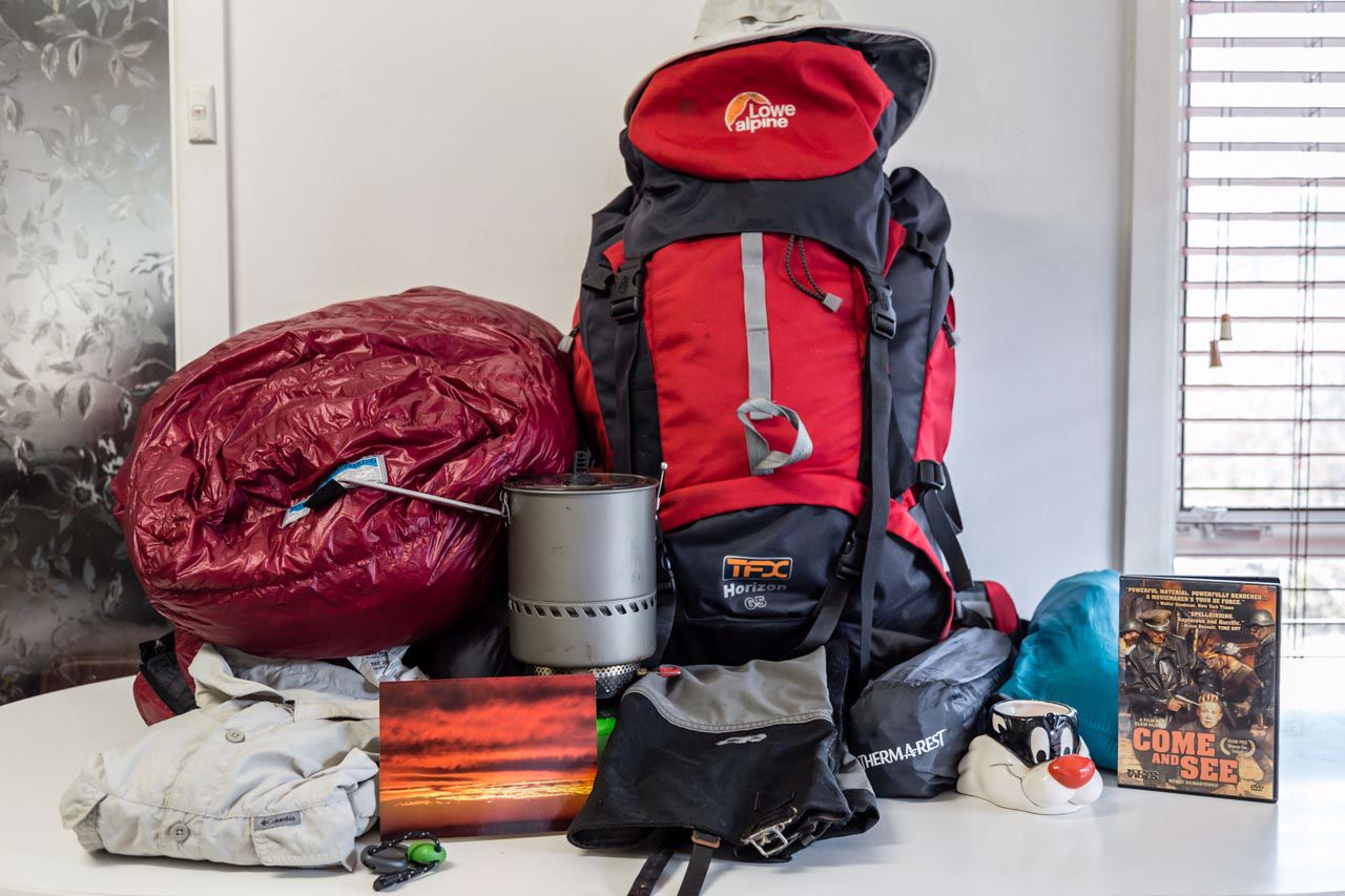 Tips: Attitude and Gear Check for Adventure Travel