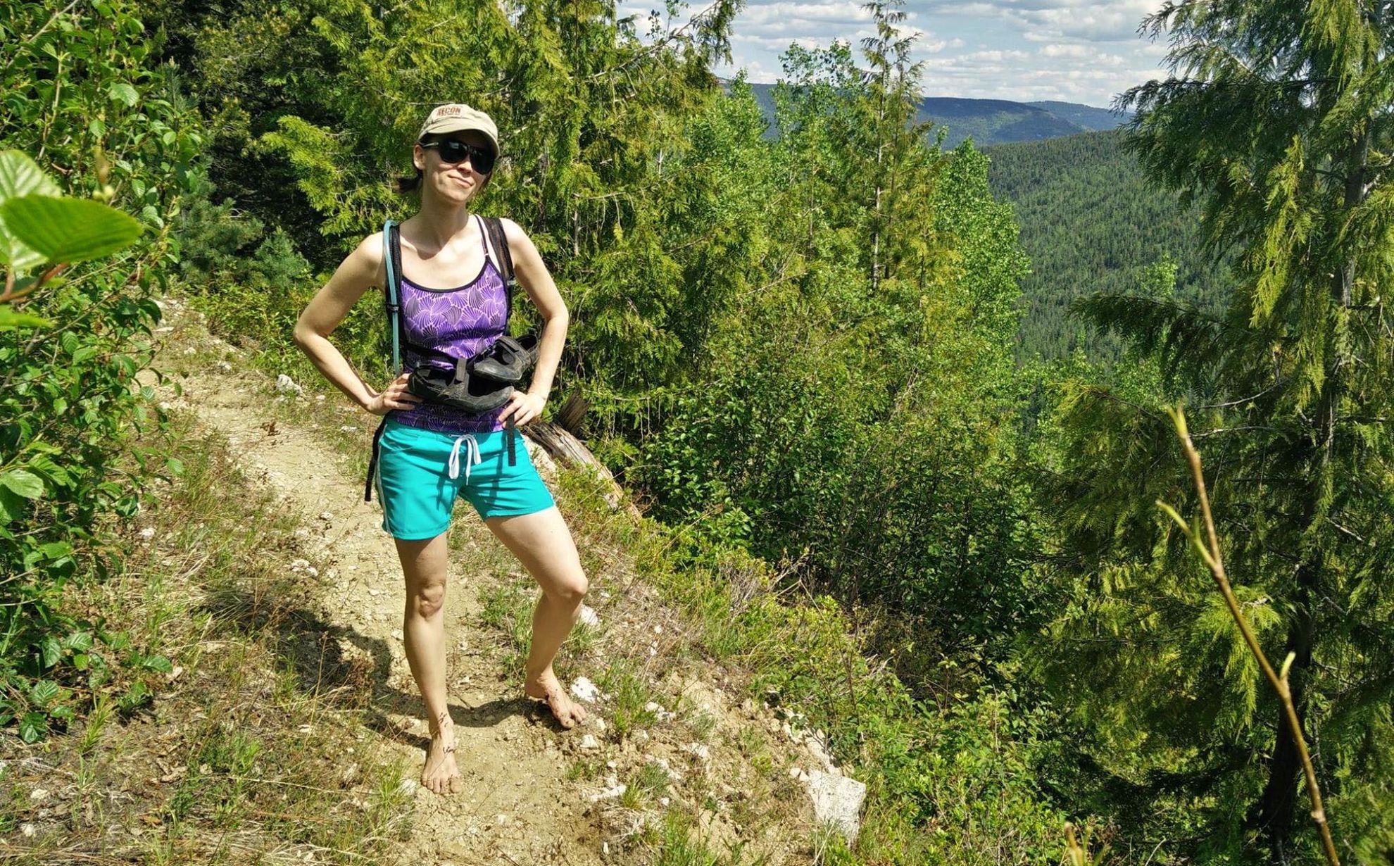 Should you try barefoot hiking on your next hiking trip?