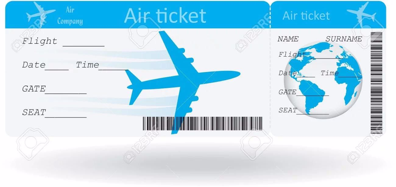 Buying airline tickets for your next adventure vacation - Part 1