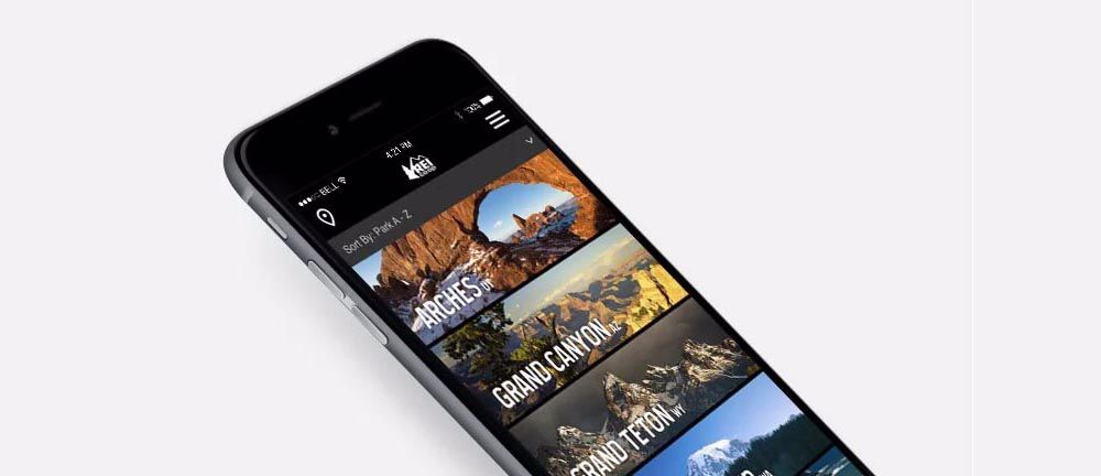 The 6 Best Hiking Apps