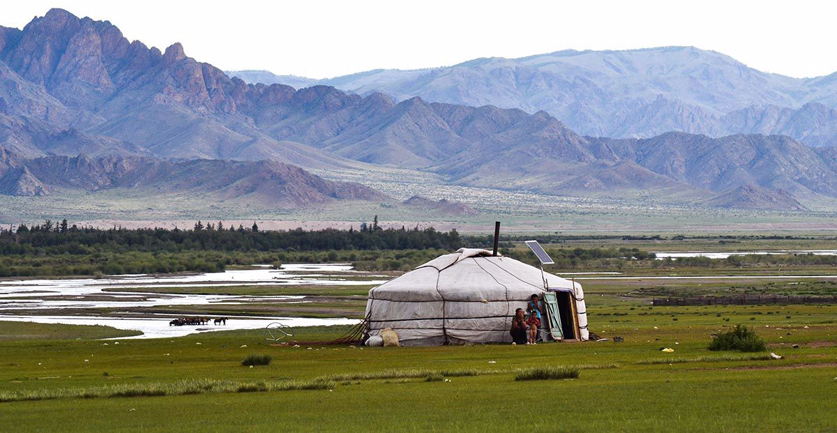 Magic of Mongolia- A Photo Essay