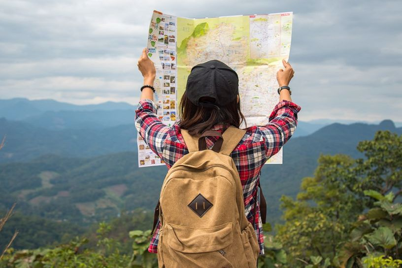 Three myths about training for hiking trips