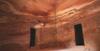 inside petra tombs