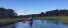 women kayaking in cape cod