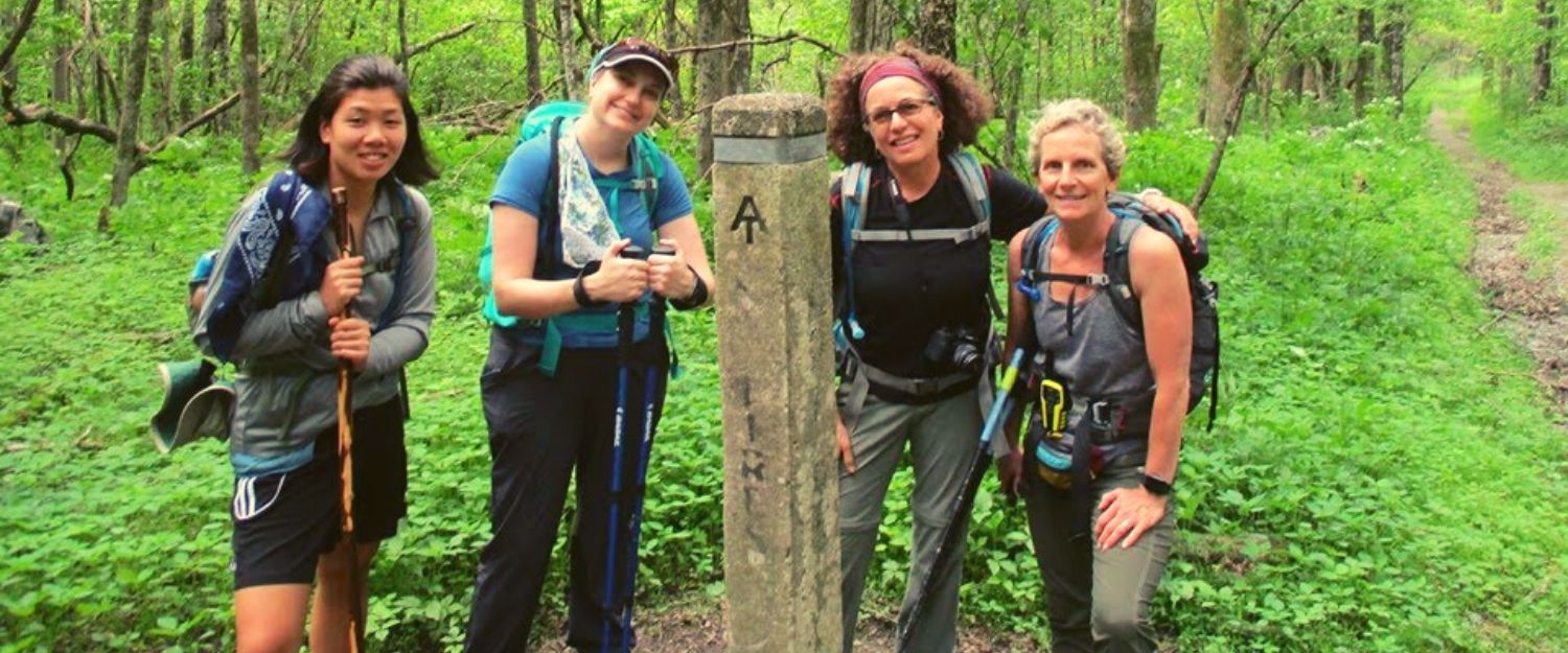 Dreaming of the Appalachian Trail?