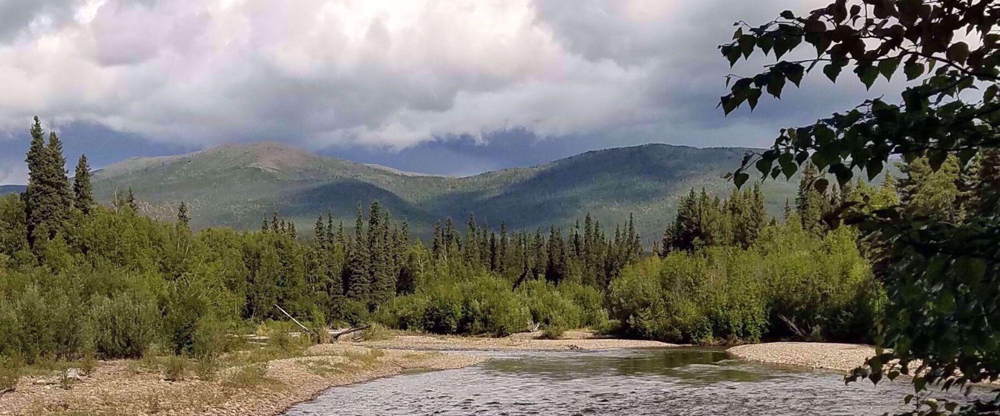 mountains alaska