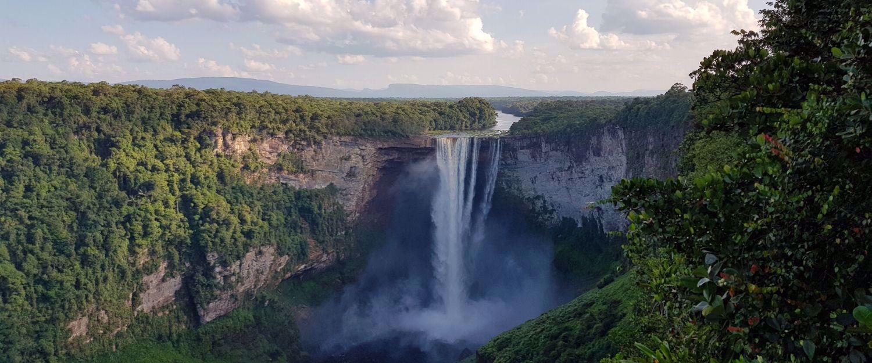 Kaiter Falls, Guyana