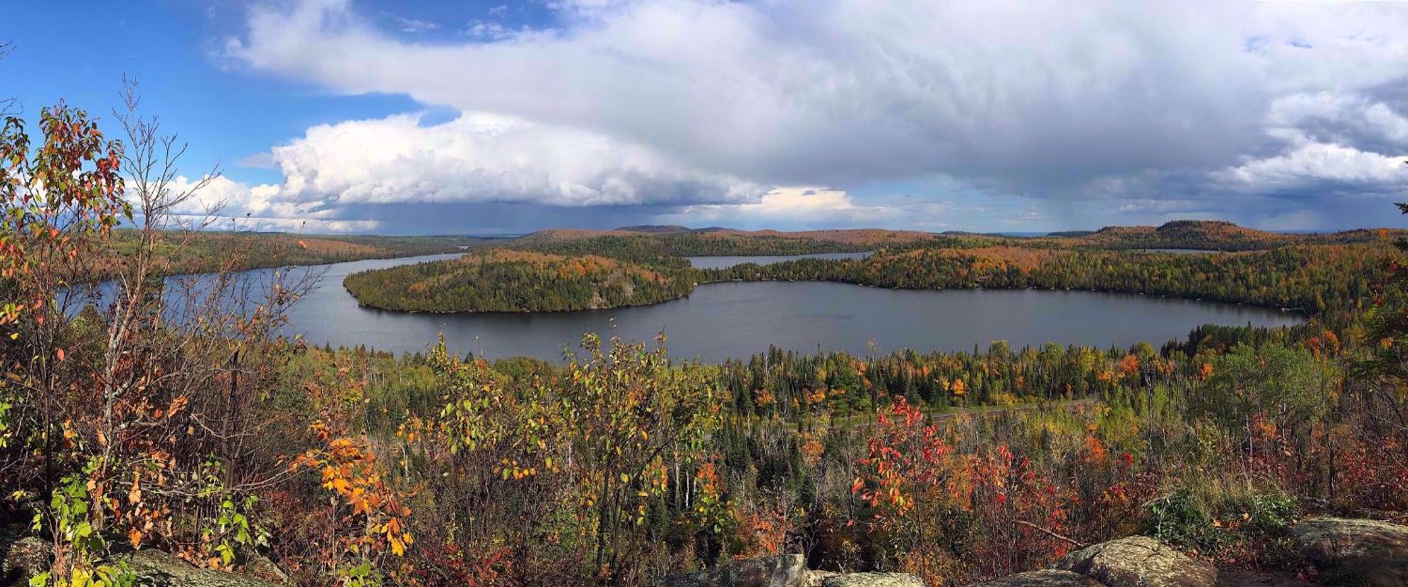 Picture of Autumn on the Superior Hiking Trail