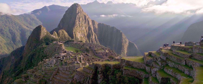 Trekking to Machu Picchu