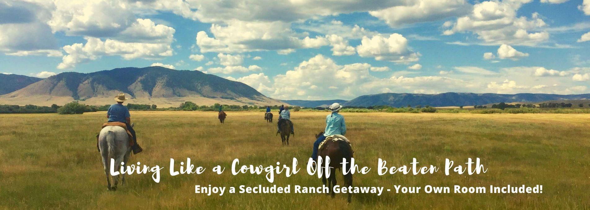 Enjoy a Secluded Ranch Getaway