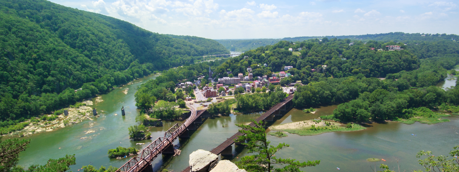 Harpers Ferry - Where History, Nature, and Adventure Meet