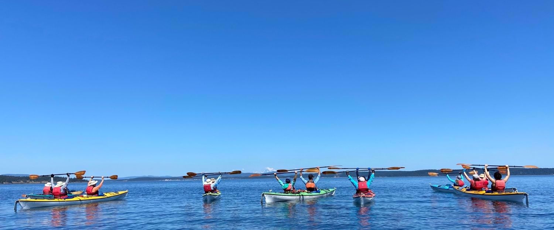 San Juan Islands Exploration